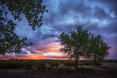 Sunset (inlightful) Tags: sunset sunrise morning evening dusk dawn sky clouds weather outdoors nature rural southwest socorrocounty newmexico