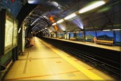 9012-  Beautiful Lisbon (canuckguyinadarkroom) Tags: subway metro ceramic tiles beauty lisbon lisboa