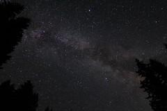 Milky Way - NE Oregon (Tzacol) Tags: nature milkyway stars astrophotography landscape milky way fujifilm unedited kit lens