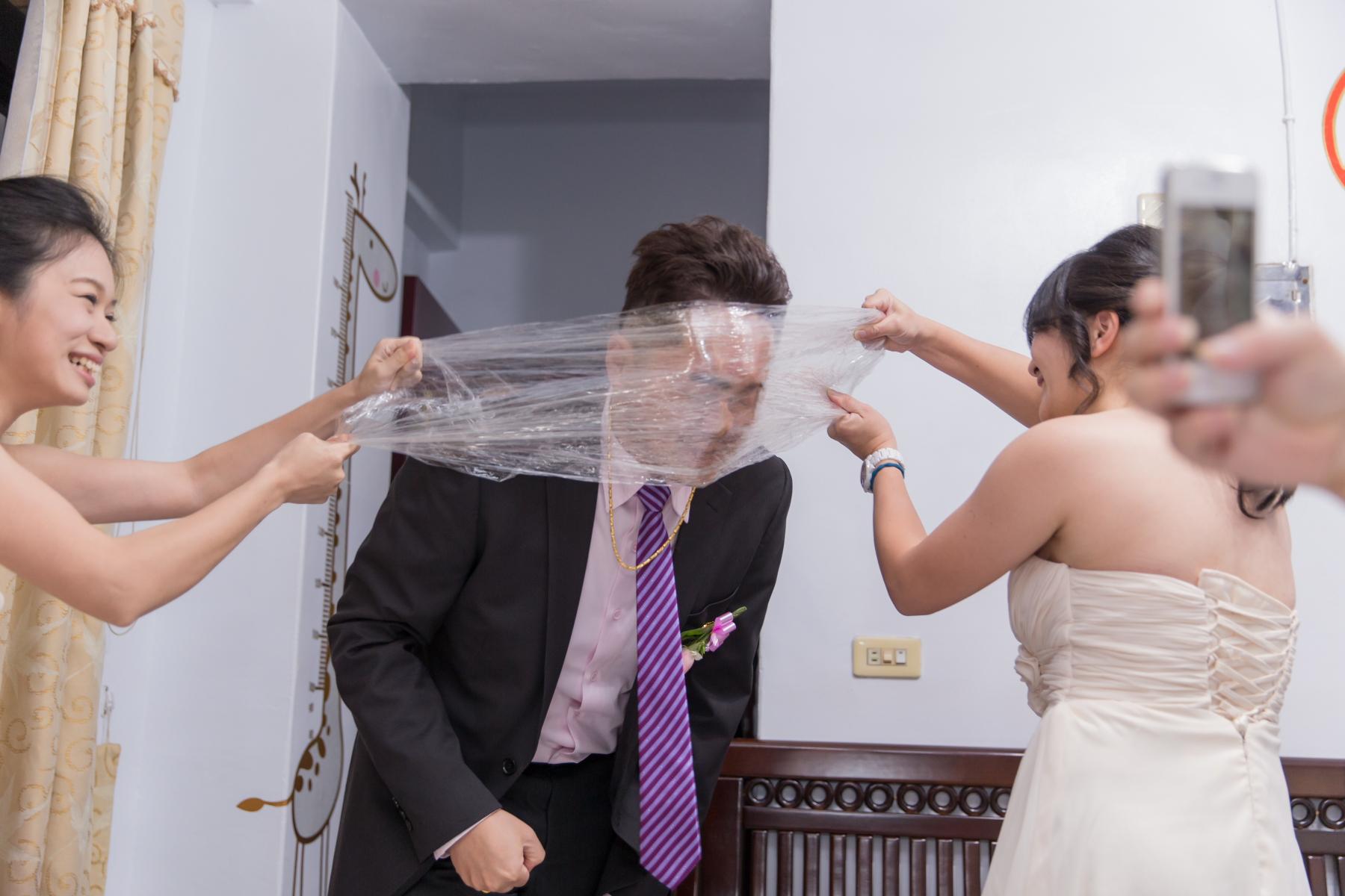 峻誌毓潔婚禮100