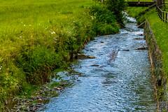 2017-07-19_09-52-48 (der.dave) Tags: 2017 flachau fluss flussbachkanal gewässer juli natur salzburg sommer vormittag wolkig bewölkt vormittags österreich