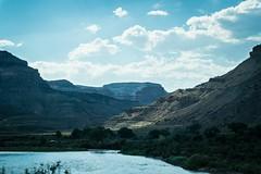 Colorado River (RJPhotographer) Tags: nikon d5300 50mm nature water river mountains beautiful roadtrip
