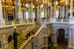 The Library of Congress (Manny Esguerra) Tags: architecture urban washingtondc travel libraryofcongress
