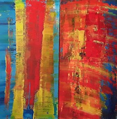 the water tower / the destruction (Peter Wachtmeister) Tags: artbrut artinformel modernart popart surrealism surrealismus abstrakt abstract hanspeterwachtmeister