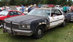 Rat Patrol (Schwanzus_Longus) Tags: german germany old classic vintage car vehicle us usa america american chevy chevrolet bockhorn hardtop sedan saloon caprice rat ratty police