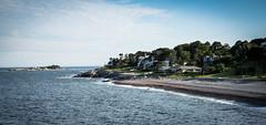 Marblehead Neck (kuntheaprum) Tags: marbleheadneck marblehead goldthwaitreservation castlerock chandlerhoveypark sunset beach