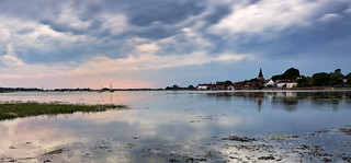 Bosham reflection