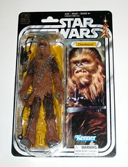 chewbacca star wars the black series 6 inch figure collection 40th anniversary packaging a new hope basic action figures 2017 hasbro mosc 2a (tjparkside) Tags: chewbacca wookie wookies han solo star wars black series 6 inch figure collection 40th anniversary packaging new hope basic action figures 2017 hasbro bowcaster rifle weapon weapons bandolier strap mosc anh tatooine death millennium falcon