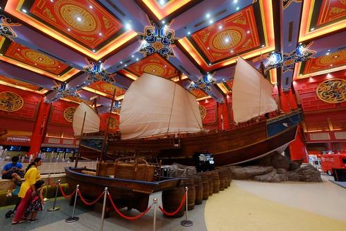 Ibn Battuta Mall - China Court