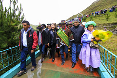 "Ministra Pérez Tello inauguró santuario ecológico en memoria de los mártires de Uchuraccay • <a style=""font-size:0.8em;"" href=""http://www.flickr.com/photos/156664909@N08/35499531210/"" target=""_blank"">View on Flickr</a>"