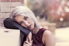 Nadia - 4/5 (Pogdorica) Tags: modelo sesion retrato posado chica nadia parque retiro palacio cristal