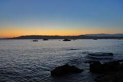 Beautiful memories (valeriaconti136) Tags: tramonto sunset acqua allaperto barche costaazzurra antibes francia canoneos550d