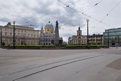 Łódź Plac Wolności (WMLR) Tags: hd pentaxd fa 2470mm f28ed sdm wr pentax k1