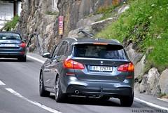 BMW 2-Series Active Tourer - Norway, Asker and Baerum (Helvetics_VS) Tags: licenseplate norway askerandbærum akershus