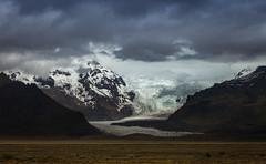 Skaftafellsjökull (Jack Landau) Tags: skaftafellsjökull glacier skaftafell national park iceland landscape nature ice mountain clouds jack landau