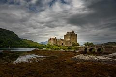 Eilean Donan Castle (Nokin700) Tags: eilean donan castle scotland