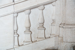 2017_07 Rome, Italy 06797  2017 July 12 -1 (R H Kamen) Tags: capitalcities italy latium lazio romeitaly architecture artmuseum balustrade banister museum outdoors palazzobarberini renaissance rhkamen stairs stepsandstaircases