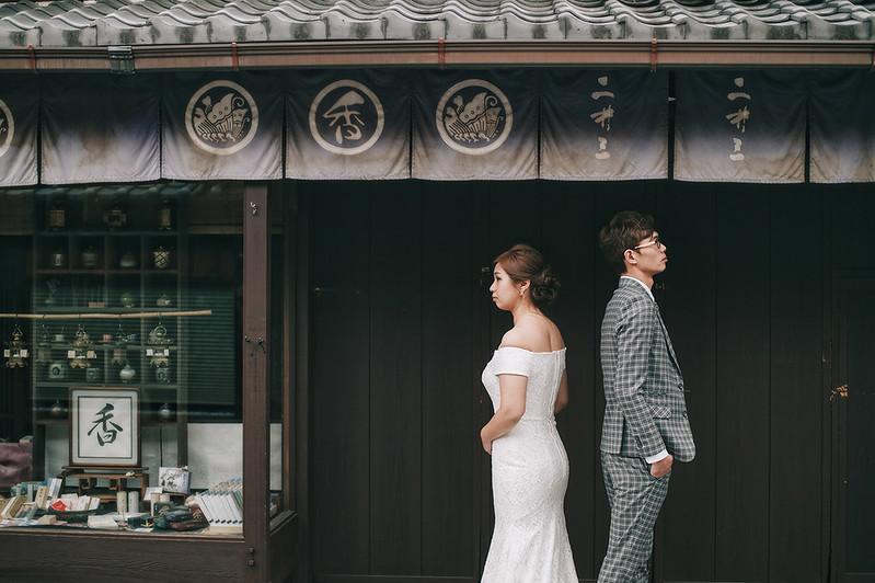 [自助婚紗]信志 & 羿伶 京都海外婚紗
