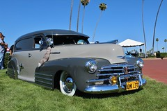 Bomb Club SoCal Summer Blast Car Show 2017 (USautos98) Tags: 1948 chevrolet chevy stylemaster panelvan paneltruck bomb lowrider