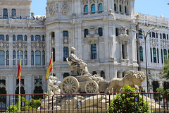 2017 SPM0079 Fuente de Cibeles (Cybele Fountain) in Madrid, Spain (teckman) Tags: 2017 europe madrid spain comunidaddemadrid es