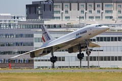 Concorde F-BVFF Paris Charles de Gaulle 07.07.17-1 (jonf45 - 3 million views-Thank you) Tags: paris charles de gaulle airport airliner civil aircraft jet plane flight aviation cdg france july 2017 preserved air concorde fbvff sud bac