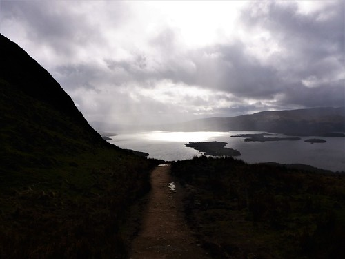 West Highland Way Conic Hill