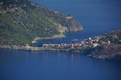 Assos (steve_whitmarsh) Tags: greece kefalonia water sea coast ionian assos