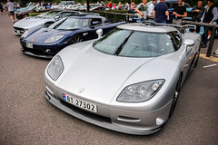 2005 Koenigsegg CCR, 2008 Koenigsegg CCX, 1994 Jaguar XJ220. (dementedb43) Tags: 2005 koenigsegg ccr 2008 ccx 1994 jaguar xj220 hypercar supercar beast icons by the lake 2016
