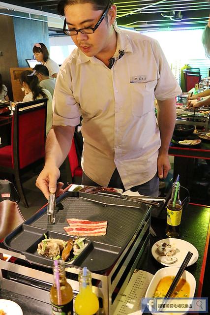 台北東區聚餐宵夜餐廳皇上吉饗極品唐風燒肉061