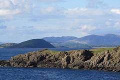 blue sea, blue mountains, blue sky (akaceweha) Tags: sea meer blue blau himmel sky scotland schottland landschaft landscape