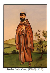 Holy Card Brother Daniel (CatholicArtist) Tags: irish martyr martyrs blessed ireland saints catholic clancy tradaree clare county franciscan daniel daniele fray brother fra de martir irlandese saint danny