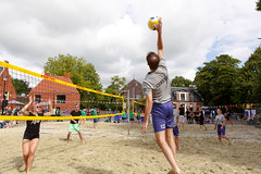 2017-07-15 Beach volleybal marktplein-15