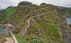 Punta de Fuciño do Porco, O Vicedo (Lugo) (Miguelanxo57) Tags: cabo costa peñasco rocas paisaje mar marcantábrico vicedo lugo galicia