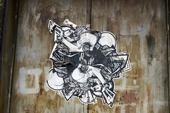 Poster (Daquella manera) Tags: washingtondc street art arte callejero paste up