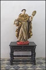 (wilphid) Tags: pelourinho salvador bahia brésil brasil église artsacré catholicisme sculpture mobilier