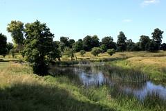 The River Avon (Heaven`s Gate (John)) Tags: river avon england warwickshire charlecote house garden landscape treees fields grass nature water johndalkin heavensgatejohn sunshine bluesky summer 10fave 25faves
