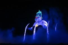 Disney World: Hollywood Studios - The Voyage of the Little Mermaid (wallyg) Tags: amusementpark animationcourtyard animationcourtyardtheater baylake disneyworld florida hollywoodstudios littlemermaid orangecounty orlando thelittlemermaid thevoyageofthelittlemermaid themepark waltdisneyworldresort ursula