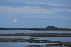 Land of the pingos (Kristaaaaa) Tags: tuktoyaktuk canada canon pingo arctic beaufort ocean north tundra moon