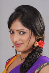 Indian Actress Haripriya Hot Sexy Images Set-1  (74)