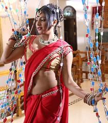 Indian Actress Haripriya Hot Sexy Images Set-2  (76)