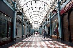 Great Western Arcade, Birmingham (Manoo Mistry) Tags: birmingham nikon nikond5500 tamron18270mmzoomlens tamron westmidlands birminghampostandmail birminghamuk greatwesternarcade arcade lamp lantern arch