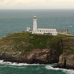 Goleudy Ynys Lawd {South Stack Lighthouse } thumbnail