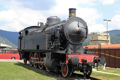 118-005 Slovenian Railways Nova Gorica 05-07-2017