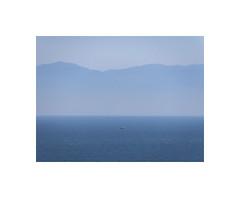 7110288 (ufuk tozelik) Tags: ufuktozelik yumurtalık adana boat sea mediterranean water waves foggy seascape mountains amanos landscape