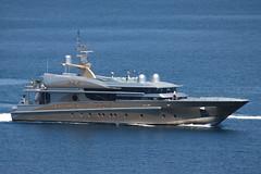 LADY K (Maillekeule) Tags: yacht super boat lady k