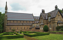 All Saints, Barton on Irwell, Roman Catholic (Visual Photons) Tags: all saints catholic church barton irwell