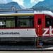 In Meiringen Bahnhof