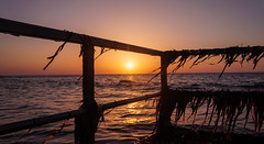 endless summer.. (aggelos_m) Tags: sunset summer beautiful colours summersunsets pointofview warmtones
