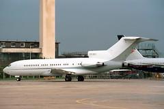 VR-BKC Boeing 727-1H2 USAL Ltd. (pslg05896) Tags: boeing727 usal lhr egll london heathrow vrbkc