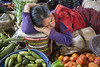 India.3-30 (Trev Thompson) Tags: adjectives adult asia asleep attributes business commerce culture ethnic food foodvendor imphal india indian location manipur marketstall markettrader maturewoman people photographic portrait shopkeeper sleeping tomatoes type vegetables